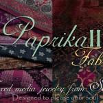 Paprika II: Fabric