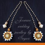 Jasmine jewellery for weddings