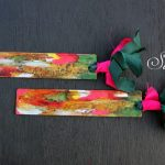 Metal Bookmark DIY tutorial
