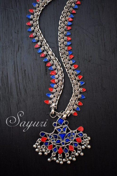 Afghan Tribal Jewelry by Sayuri