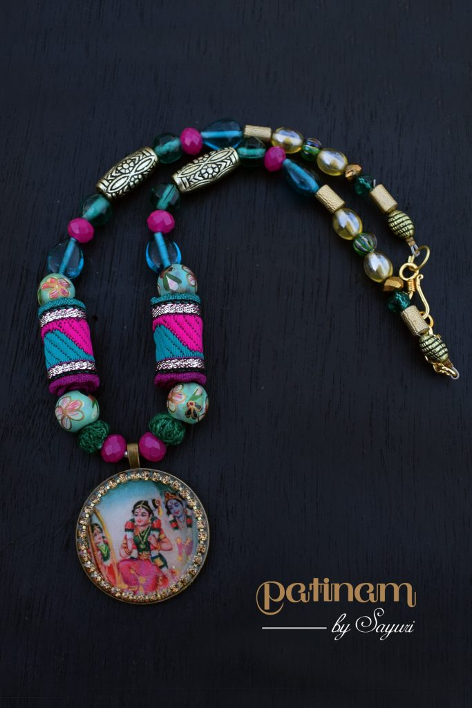 Andal necklace