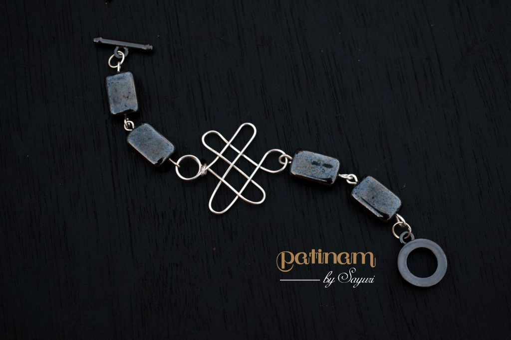 kolam bracelet