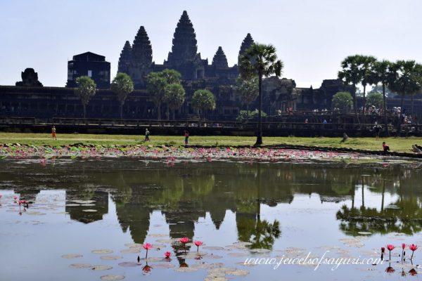 Angkor Wat outside