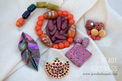 Asian beads Beady Goodness