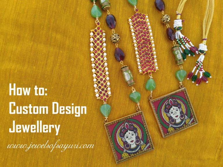 How to Custom Design Jewellery