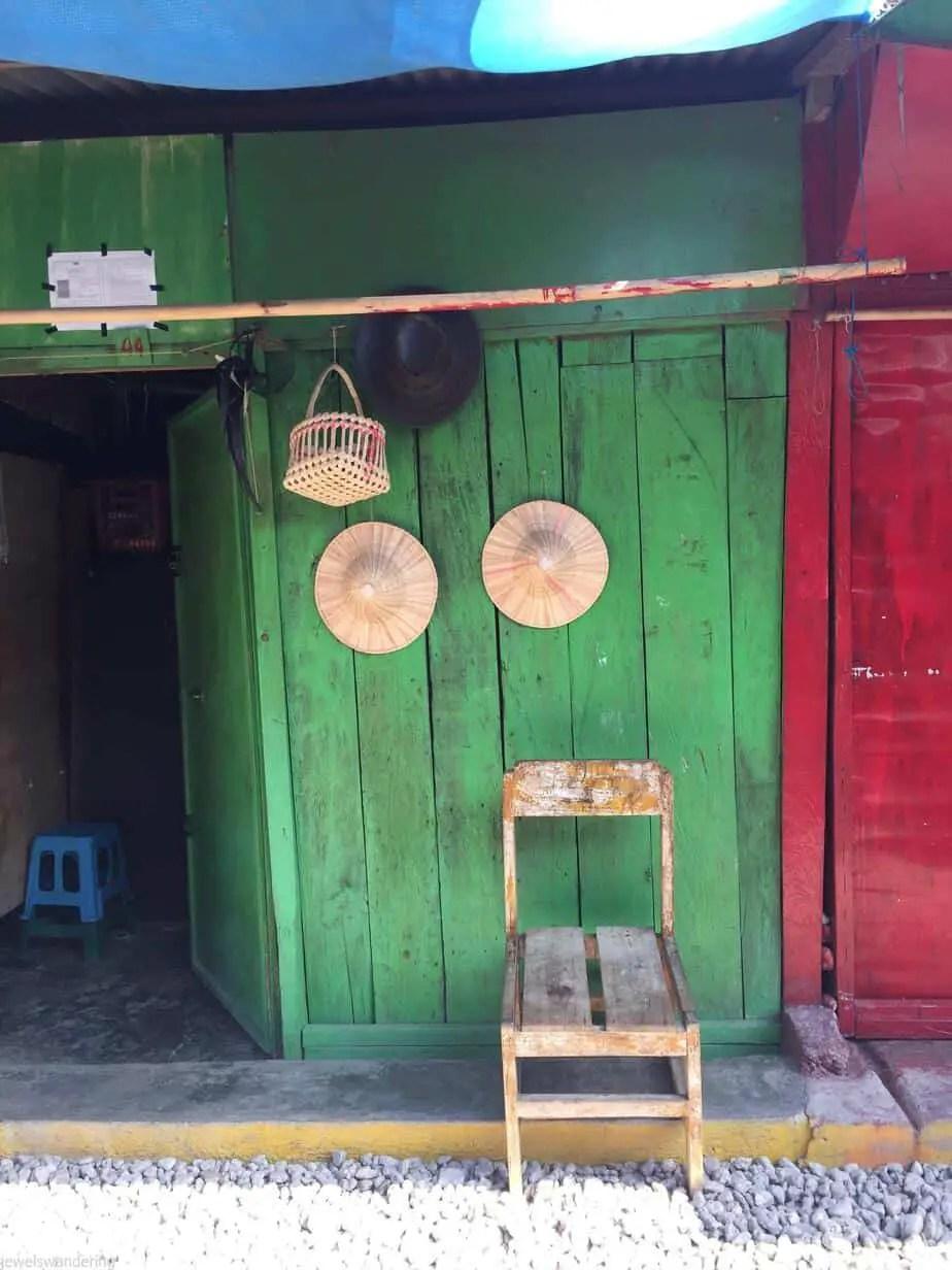 East Timor: Tais Market