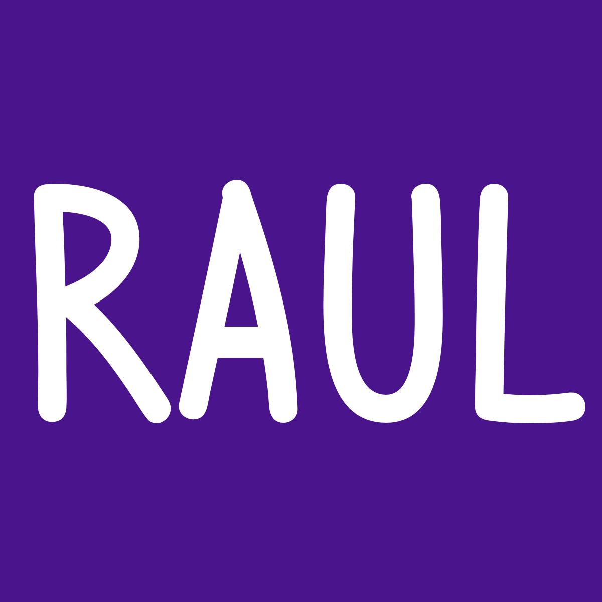 Raul Significado De Raul