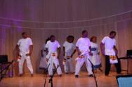 A performance at the Malkat Shva Ethiopian Cultural Center.