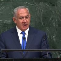 Watch: Prime Minister Benjamin Netanyahu's Remarks to 72nd UN General Assembly (With Transcript of Full Text)