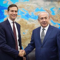 Kushner, Greenblatt, Netanyahu Meet over 'Deal of the Century' that Carves Up Jerusalem