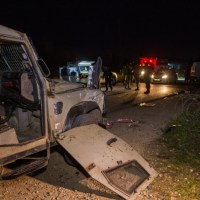 Shabak Says Driver Admitted to Deliberately Targeting Soldiers