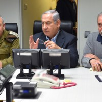 Netanyahu Orders Security Cabinet Meetings to be Held in Secret Underground Jerusalem Bunker