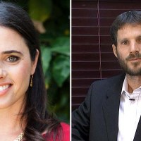 Jewish Man and Woman of the Year 5777: Bezalel Smotrich and Ayelet Shaked