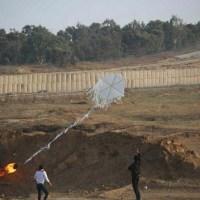 Israeli Hackathon to Attack Gaza Terror Kites, Balloons