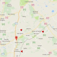 BREAKING: Netanyahu Offers Wadi Ara for Gush Etzion
