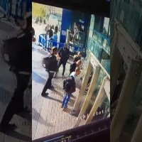 Warning: Graphic | Video of the Central Bus Station Terror Attack