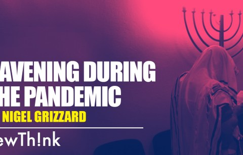 Davening during the Pandemic featured