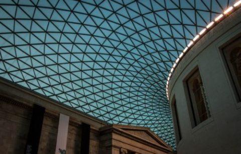 British Museum dome