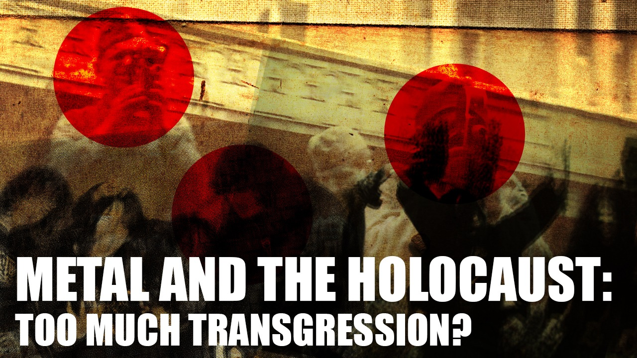 Metal and the Holocaust title image