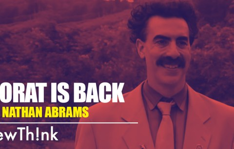 borat is back featured