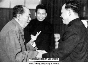 jew commies train pol pot to genocide gentiles in cambodia 02