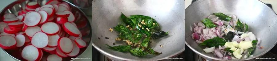 Mullangi fry