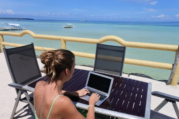 Tough life of a digital nomad
