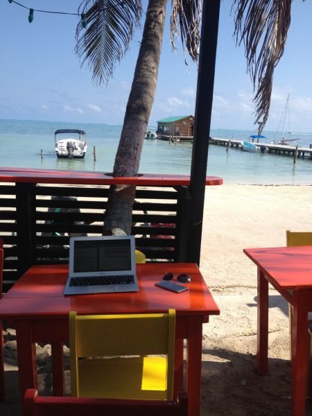 My Office for the in Belize