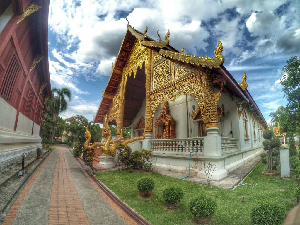 Chiang Mai is one popular hotspot for digital nomads!