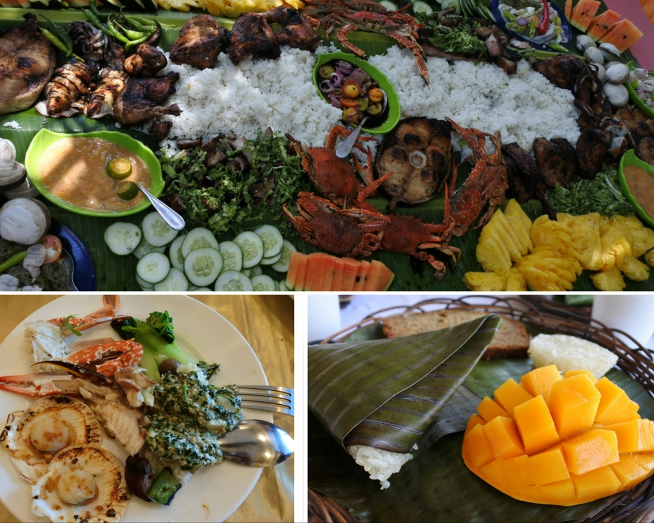 jeyjetter.com: Boodle Fight and other food delights