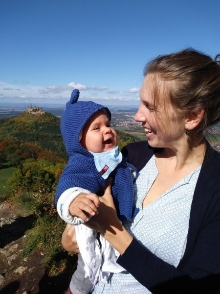 Introducing little bubba to the world of travel