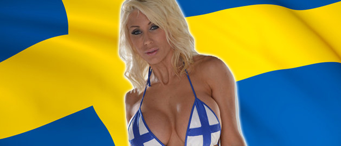 Porn stars swedish Free Swedish