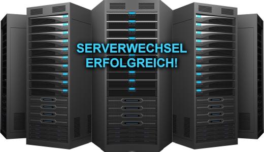 JEZT - Serverwechsel erfolgreich - Abbildung © MediaPool Jena