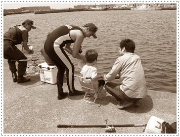 水難救済会で水上パトロール
