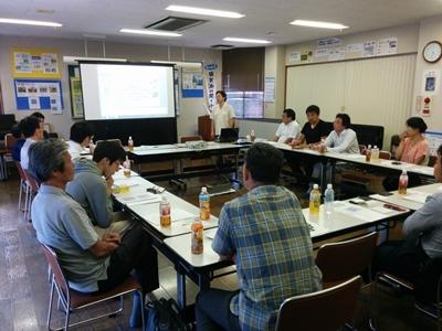 2014.8.8漁業新技術検討会