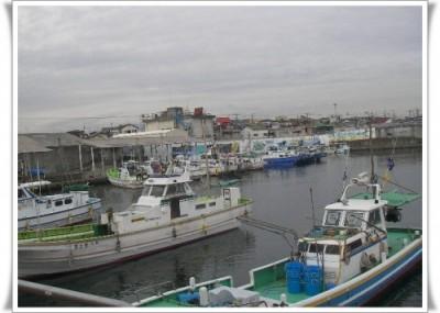 2012.1.23須賀港