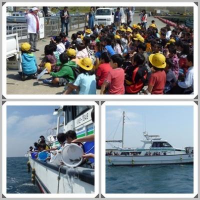 2012.6.14港小学校体験乗船