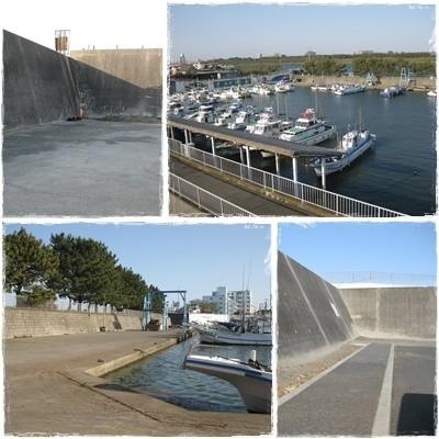 20130409ゴミ処理完了の平塚港