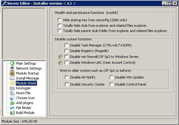 DarkComet - Hackear Windows usando RAT -
