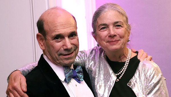 Bill and Renee Rothmann