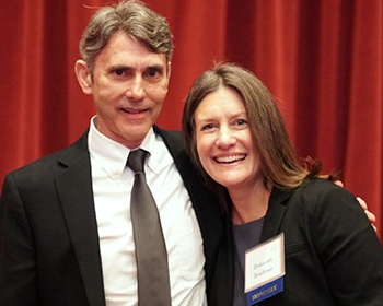 Larry and Deb Stadtner