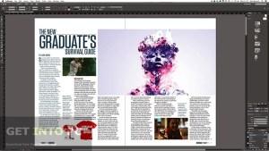 Formation en entreprise ville de québec sur Adobe Indesign