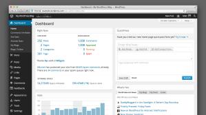 Atelier cours WordPress Blog Westmount