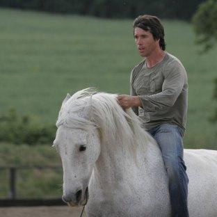 Jean-François Pignon - Dresseur de chevaux en liberté