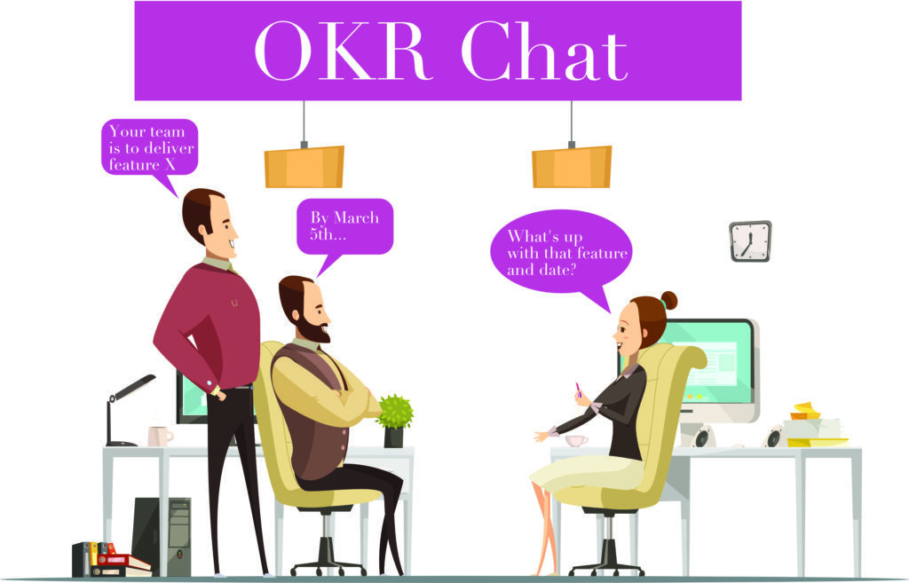 The O in OKR Should Also Trigger Outcomes