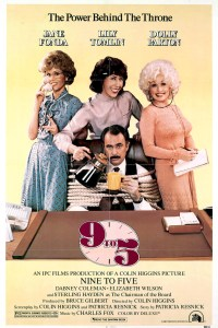 Sorry, Dolly – 9 to 5 it ain't now.