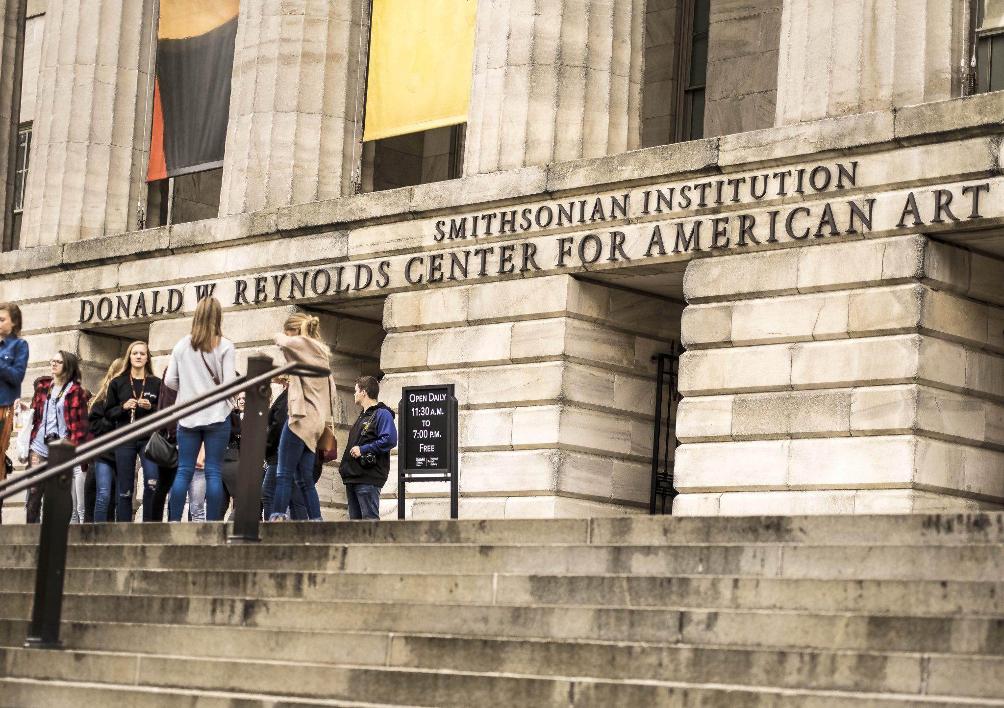Washington, D.C. - National Portrait Gallery