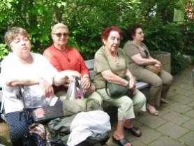 Lag Ba Omer im Botanischen Garten 2011