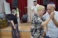 Geburtstagsfeier für Senioren 2011