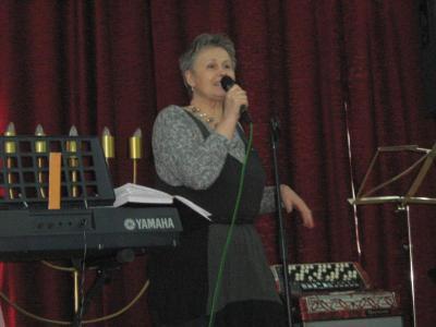 Geburtstagsfeier für Senioren 2012